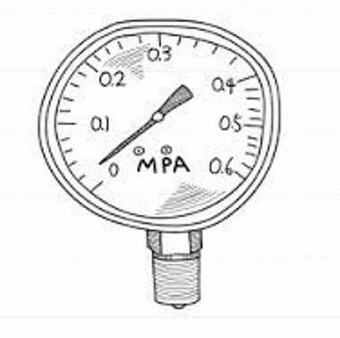 Kép a kategóriának Nyomásmérő - Hőmérő