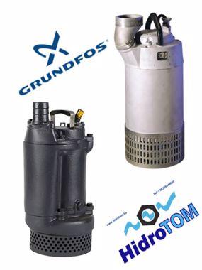 Kép a kategóriának Grundfos DW - DWK  szennyvíz szivattyú