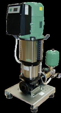 Kép a kategóriának Wilo-SiBoost Smart 1 Helix VE