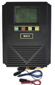 Kép M931 3 fázisú motorvédelm 4 KW-ig IP54