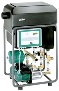 Kép Wilo RAINSYSTEM AF150-2MC604EM 1717 ED.1