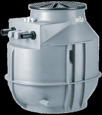 Kép: Wilo WS40D BASIC/MINI3 V04/T06-540